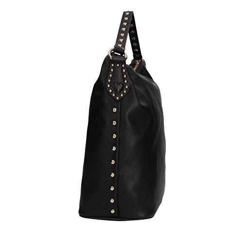 Twin set hobo bag shoulder bag black