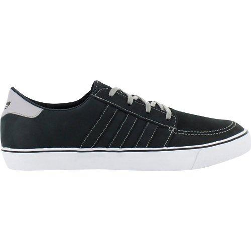 adidas Court Deck Vulc Low SCHWARZ G62201 Grösse: 44 2/3