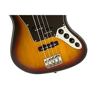 Squier by Fender 0328900500 Vintage Modified Jaguar Bass Special, Rosewood Fingerboard, 3-Color Sunburst