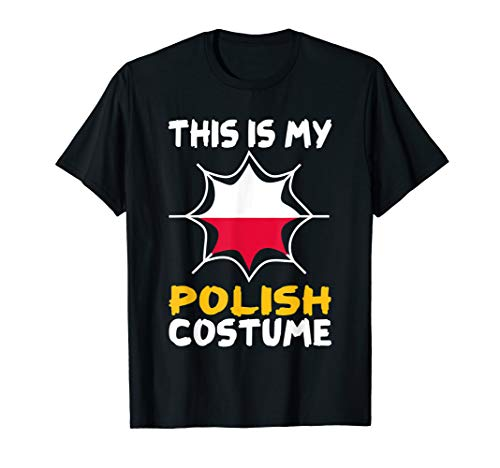 Poland Halloween Costumes (This Is My Polish Costume Halloween Patriot Poland)