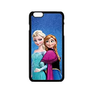 Lucky Disney Frozen Anna And Elsa Design Best Seller High Quality Phone Case For Iphone 6