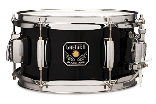 (Gretsch Drums Blackhawk Mighty Mini Snare Drum - 5.5