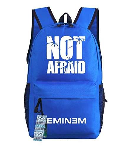 Eminem Bag Costumes - XCOSTUME Eminem Rap Go School Backpack
