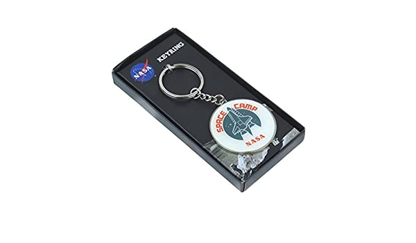 Nasa Space Camp Metal llavero: Amazon.es: Hogar