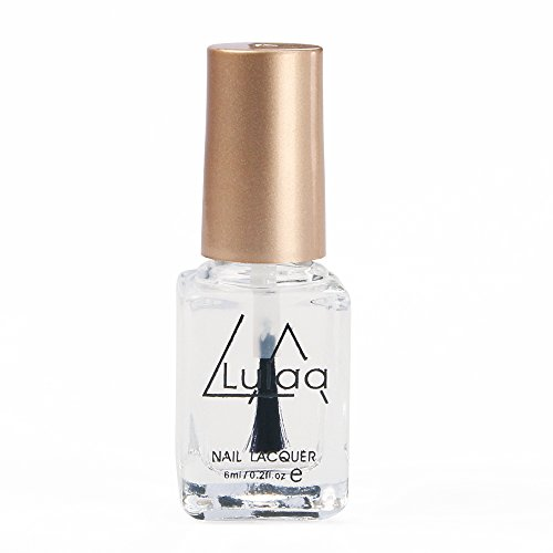 DR.MODE Dry Fast Top Coat Clear Longer Lasting High Gloss Nail Polish (Polish Spa Gloss)
