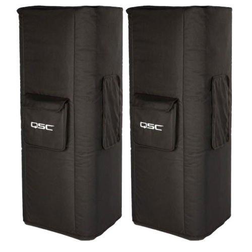 QSC KW153 Speaker Soft Nylon Cover Pair