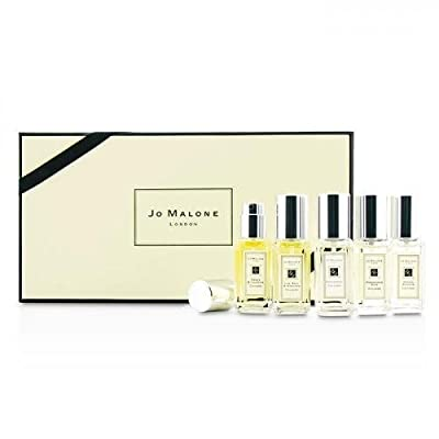 Jo Malone Cologne Spray 5-Piece Mini Variety Set for Men and Women