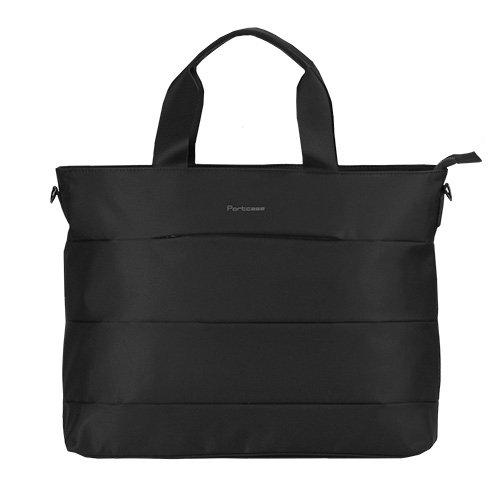 portcase KCB 15.6Kosmetiktasche schwarz Tasche für Notebook