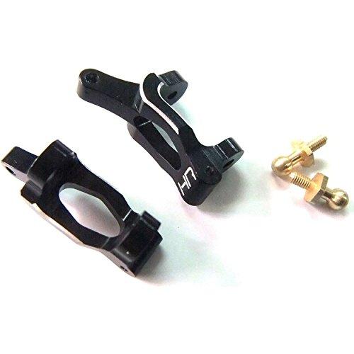 (Hot Racing RCN1901 Front Aluminum C-Hub Castor Blocks HPI Recon)