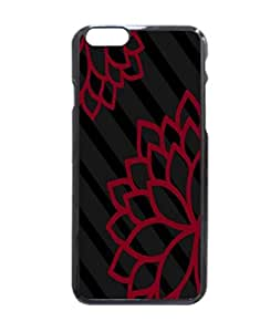 Unique iPhone 6 Case - Summer Flowers Image Durable Hard Case Cover For iPhone 6 With 4.7-inches Design By Ondone