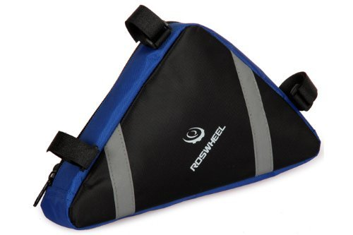 Cycling Bicycle Bike Bag Top Tube Triangle Bag Front Saddle Frame Pouch Outdoor