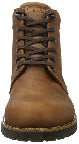 Braun Jamestown Classic Boots Men's ECCO Amber IwqFT5