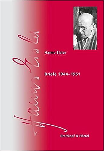 Hega Serie Ix Band 4 2 Livre Sur La Musique Hanns Eisler