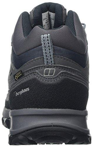Grigio grey Explorer Escursionismo Boots Stivali X63 Gore Active Da carbon Alti Berghaus M tex Walking Donna pR7Rq6