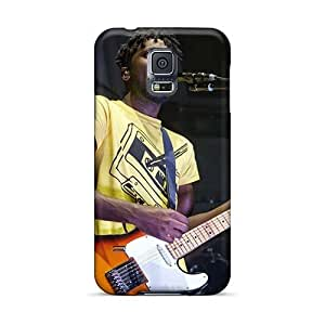 High Quality Mobile Covers For Samsung Galaxy S5 With Support Your Personal Customized Fashion Bloc Party Band Image RitaSokul