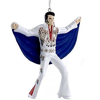 Blow Mold Elvis Eagle Cape Jumpsuit Ornament - Amazon.com: Blow Mold Elvis Eagle Cape Jumpsuit Ornament: Home & Kitchen