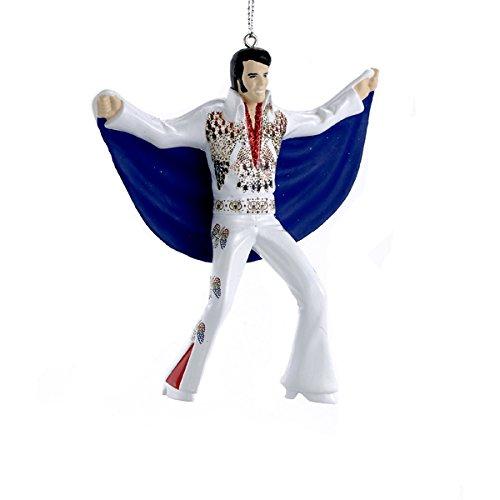 Kurt Adler Blow Mold Elvis Eagle Cape Jumpsuit (Elvis Eagle Cape)