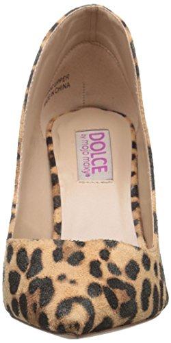 Leopard Dress Pump Moxy by Mojo Tammy Dolce Women's nzEq0OwWv