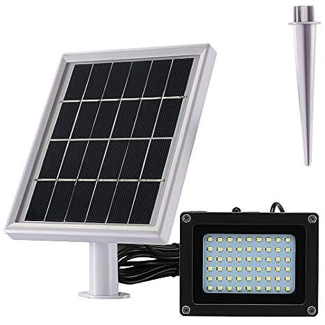 JVSISM Led Luz Solar 500 Lumens Ip65 Clasificación De ...