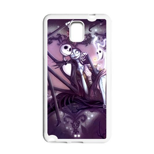 Creative Funny Picture of Jack Sally The Nightmare Before Christmas Samsung Galaxy Note 3 N900 New Style Durable Case (Creative Halloween Costumes Ideas)