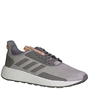 adidas Women's Questar Drive W, Grey Two/Grey Three/Hi-Res Orange, 9 M US