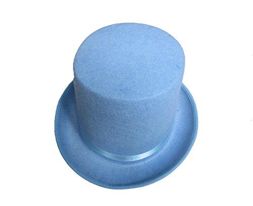J27099 (Lt Blue) Dumber Hat (Dumb And Dumber Orange Tux)
