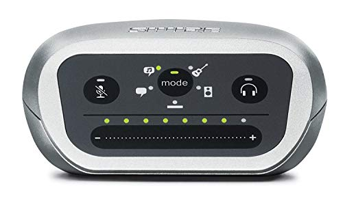 Shure MVi Digital Audio Interface + USB & Lightning Cable