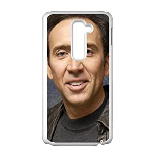 Nicolas Cage Phone Case for LG G2