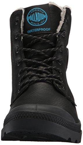 Wps krænger Unisex Sort 001 sort Støvler Sport Manchet Palladiumpampa Lav Voksne Og Ea6YZwq
