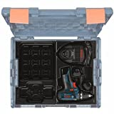Bosch PS31-2AL 12-Volt Max Lithium-Ion 3/8-Inch 2-Speed Drill/Driver Kit with 2 Batteries, Charger and L-BOXX Case For Sale