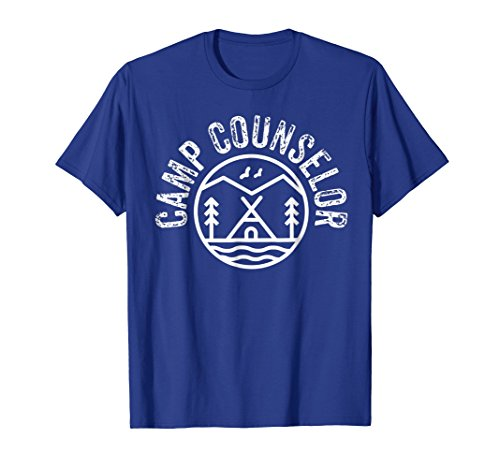 Easiest Costumes For Men (Summer Camp Counselor Staff T-Shirt Men Women)