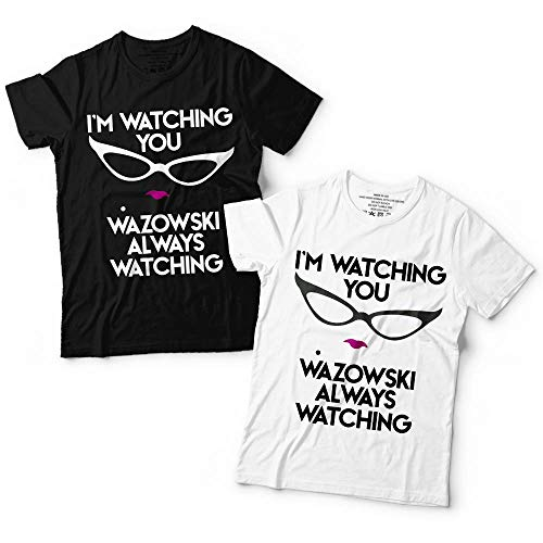 I'm Watching You Wazowski-Always Watching Shirt Monster Halloween Costume Roz Customized Handmade T-Shirt Hoodie/Long Sleeve/Tank Top/Sweatshirt]()