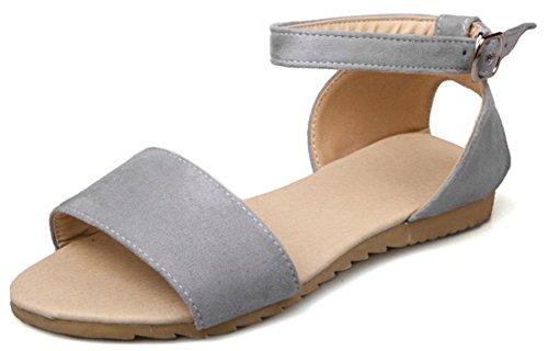Sandali Con Cinturino Allacciato Alla Caviglia Rimovibili E Allacciati Con Cinturino Alla Caviglia Per Donna Elegante Easemax