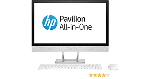 HP Pavilion 24-r074ns - Ordenador de sobremesa Todo en Uno de 23.8