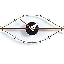 KYGZ-ZB Table Antique Vintage Classic Wall Clock Designed by Nelson's Eye Clock