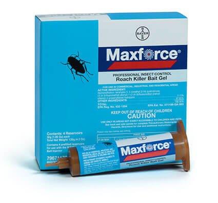 Maxforce FC Roach Control Bait Gel, 1 30-Gram Tube