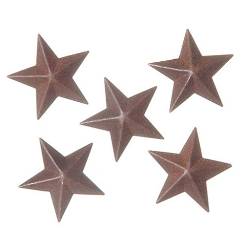 How to buy the best rusty stars for crafts 1 1/2?