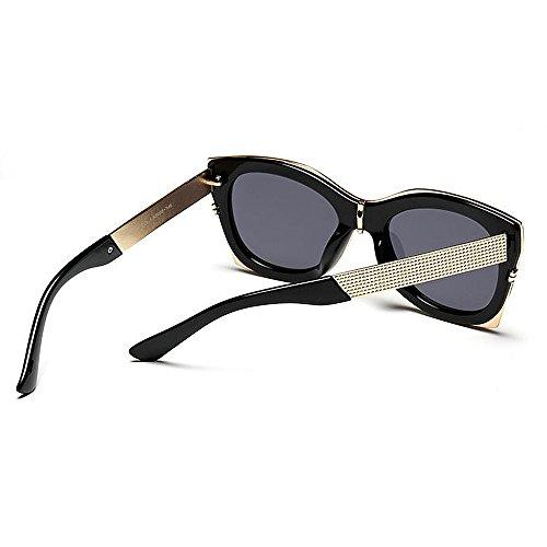 Forma Protección Cuadrada Libre Gu Aire Peggy Viajar Gafas C1 Color UV con Unisex Sol Color de Lente Extragrande Conducción al de C3 qE58xTd8