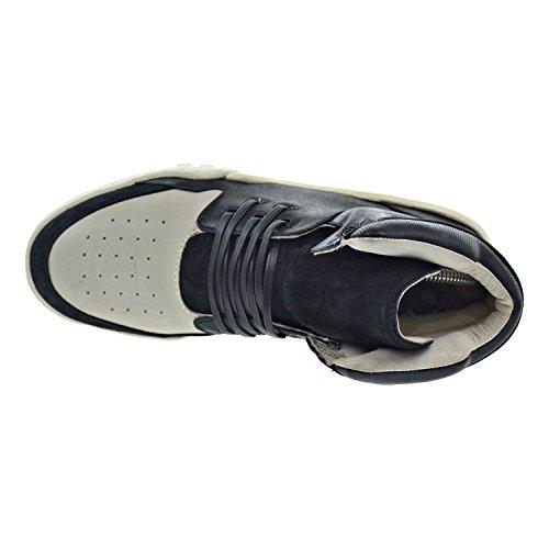 PONY Houston BNY Mens Shoes Black/Cream 0710025-c07 GhqWU