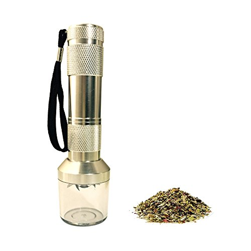 LGtrade-Electronic-Herb-Grinder-Crusher-for-Weed-Metal-Herb-Grinder-Tabacco-Crusher-Grinder-Cracker-Silver-Zinc-Alloy