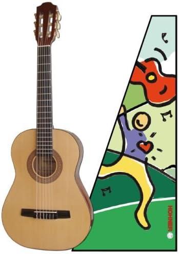 Hohner HC-06 – Guitarra acústica 02 Niños Tamaño: Amazon.es ...