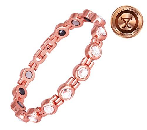 ProExl Magnetic Bracelet Arthritis Swarovski
