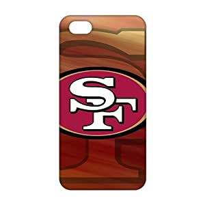 Fortune san francisco 49ers logo 3D Phone Case for iPhone 5S