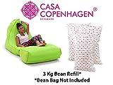Casa Copenhagen Edition 2019 Ember 3 Kg A-Grade Bean Bag Refill/Filler