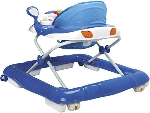 CUORE BABY Andador Azul Actividades Coche