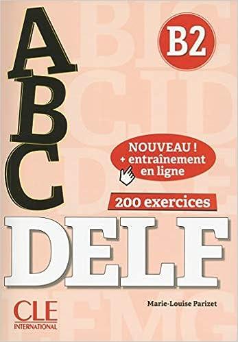 Abc Delf Livre B2 Cd Entrainement En Ligne French