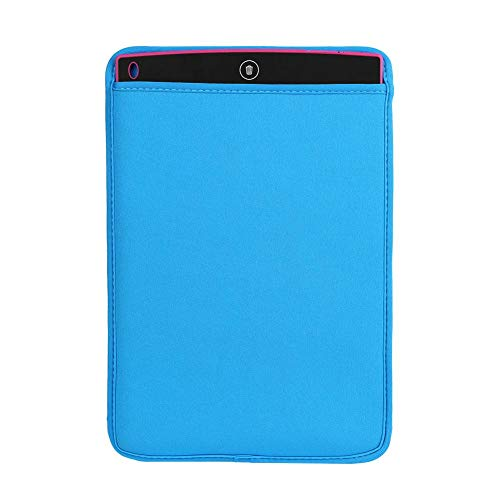 Fosa Blue Neoprene Sleeve Pouch Bag Case Cover for Digital LCD Writing Tablet Board(12