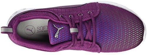 Running Violet magenta De Puma Chaussures silver Purple Prism Carson Femme aq6IpS