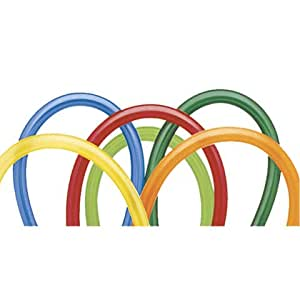 Assorted Twisters (260Q Carnival)Pack of 100