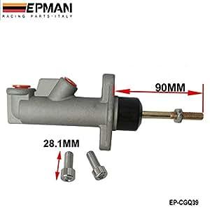 Freno Cilindro Maestro Embrague 0.625 A distancia hidráulico Freno ep-cgq039: Amazon.es: Coche y moto